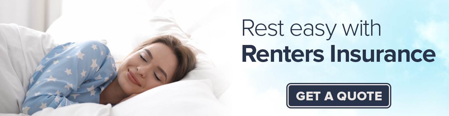 Get a quote for renters insurance