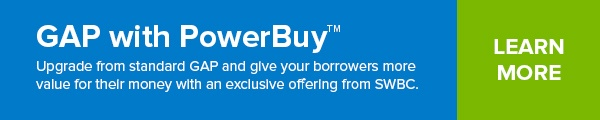 Upgrade from the standard GAP with SWBC's GAP with PowerBuy
