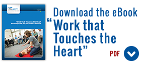 Download our new eBook, Work that Touches The Heart