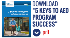 Five Keys to Long-Term Succes for Workplace AED Programs eBook Download
