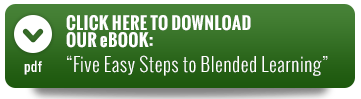 Five Easy Steps to Blended Learning - an eBook Download