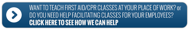 Teach CPR at your Workplace