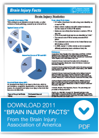 2011 Brain Injury Facts, First Aid Training