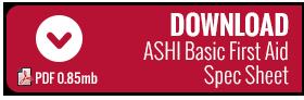 ASHI BFA Spec Sheet Download