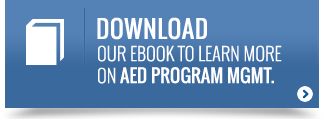 Download our Ebook to Learn More on AED Program Management