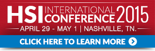 HSI International Conference 2015 - Click Here to Learn More