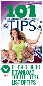 101 Tips for Youth Sports Coaches