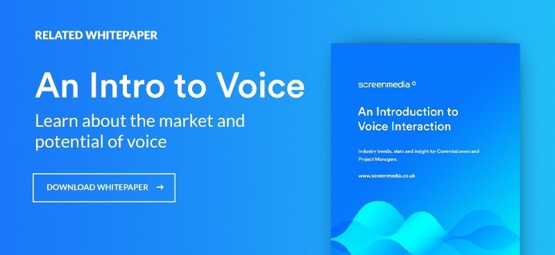 Introduction to Voice Interaction