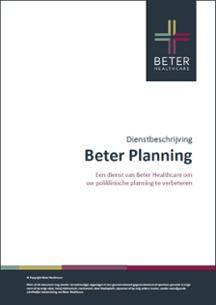 Beter Planning