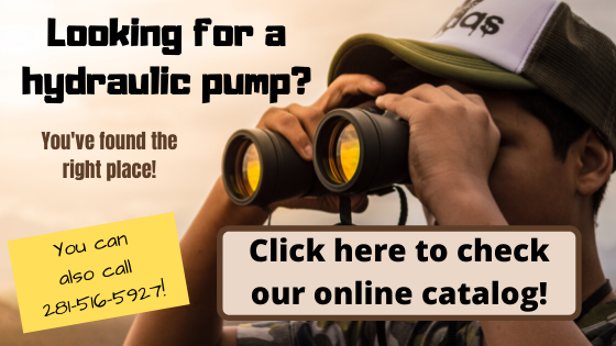 Looking for a hydraulic pump? Click here!