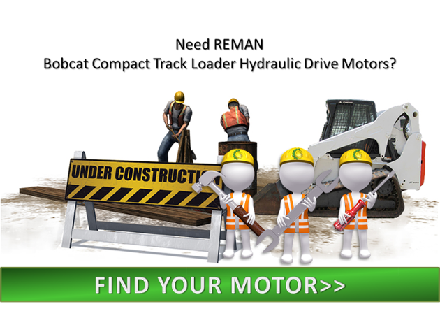 3 considerations in keeping your final drive running for Hydraulic track drive motor