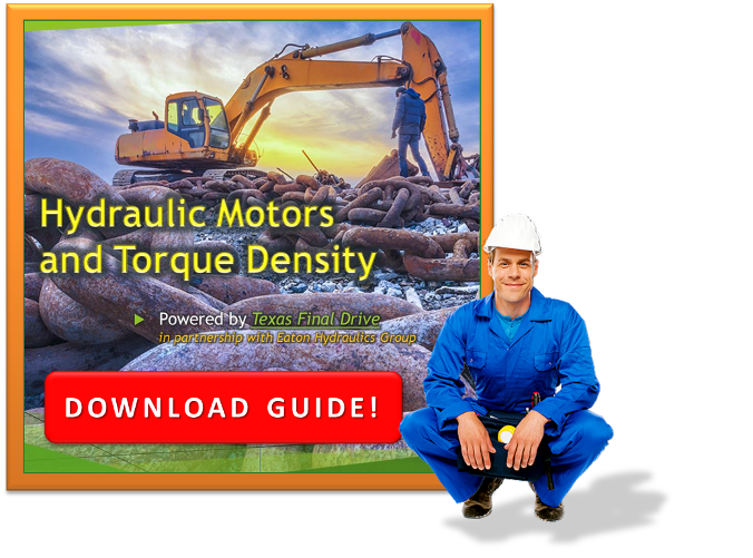 Torque Density and Eaton Hydraulic Motors Guide