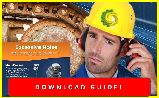 Excessive Noise Troubleshooter Guide for Final Drives CTA