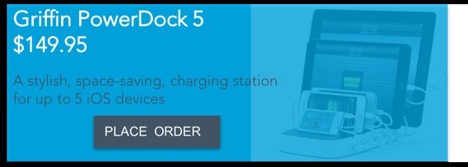 Griffin PowerDock 5 from VoicePlus