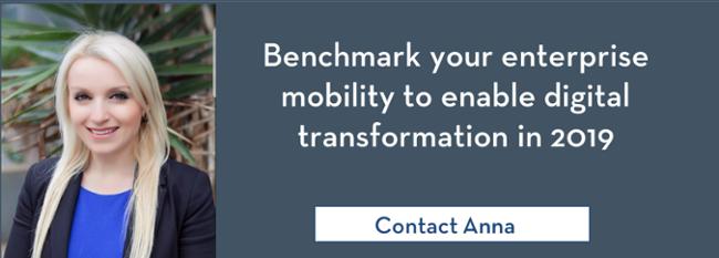 Anna Acopian VoicePlus benchmark enterprise mobility