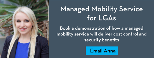 Managed Mobility Service for Local Government