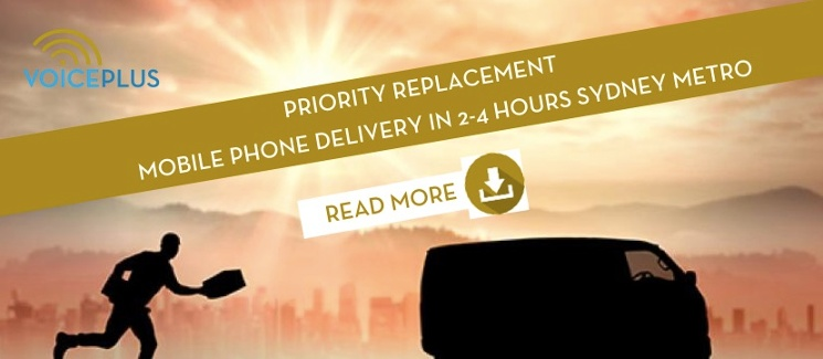VoicePlus priority replacement mobile phone