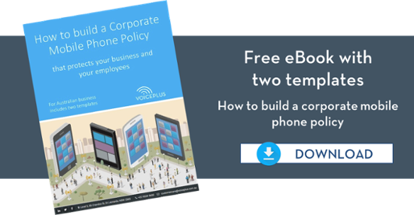 eBook: How to build a corporate mobile phone policy