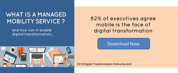 Managed Mobility Service enables Digital Transformation