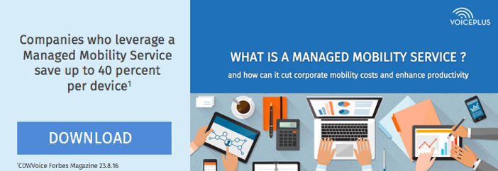 Download eBook: What is a Managed Mobility Service?
