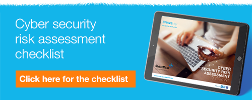Download your cyber security risk assessment checklist