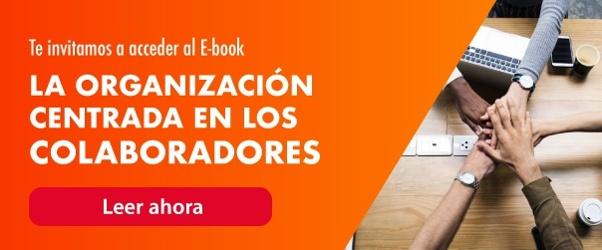 ebook La organización centrada en los colaboradores