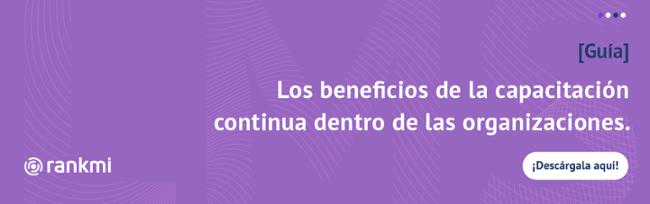 Banner de descarga de guía educativa sobre capacitaciones en empresas