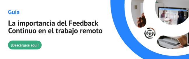 Guía La importancia del Feedback Continuo