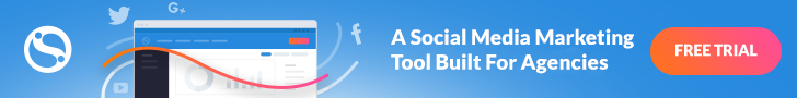 Social Media Marketing Tool Built for Agencies