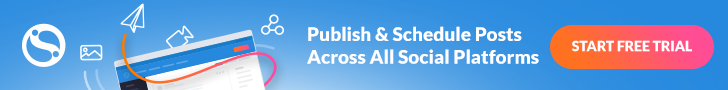 Social Media Marketing Software for Publishing To All Platforms