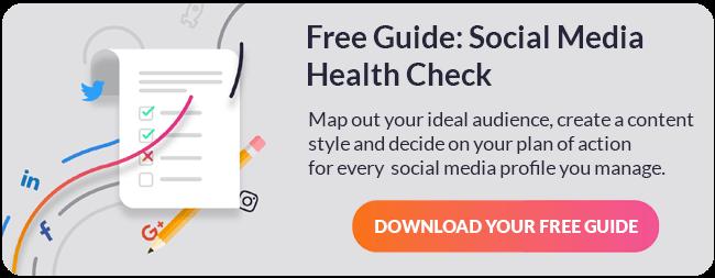 Social Media Health Check PDF