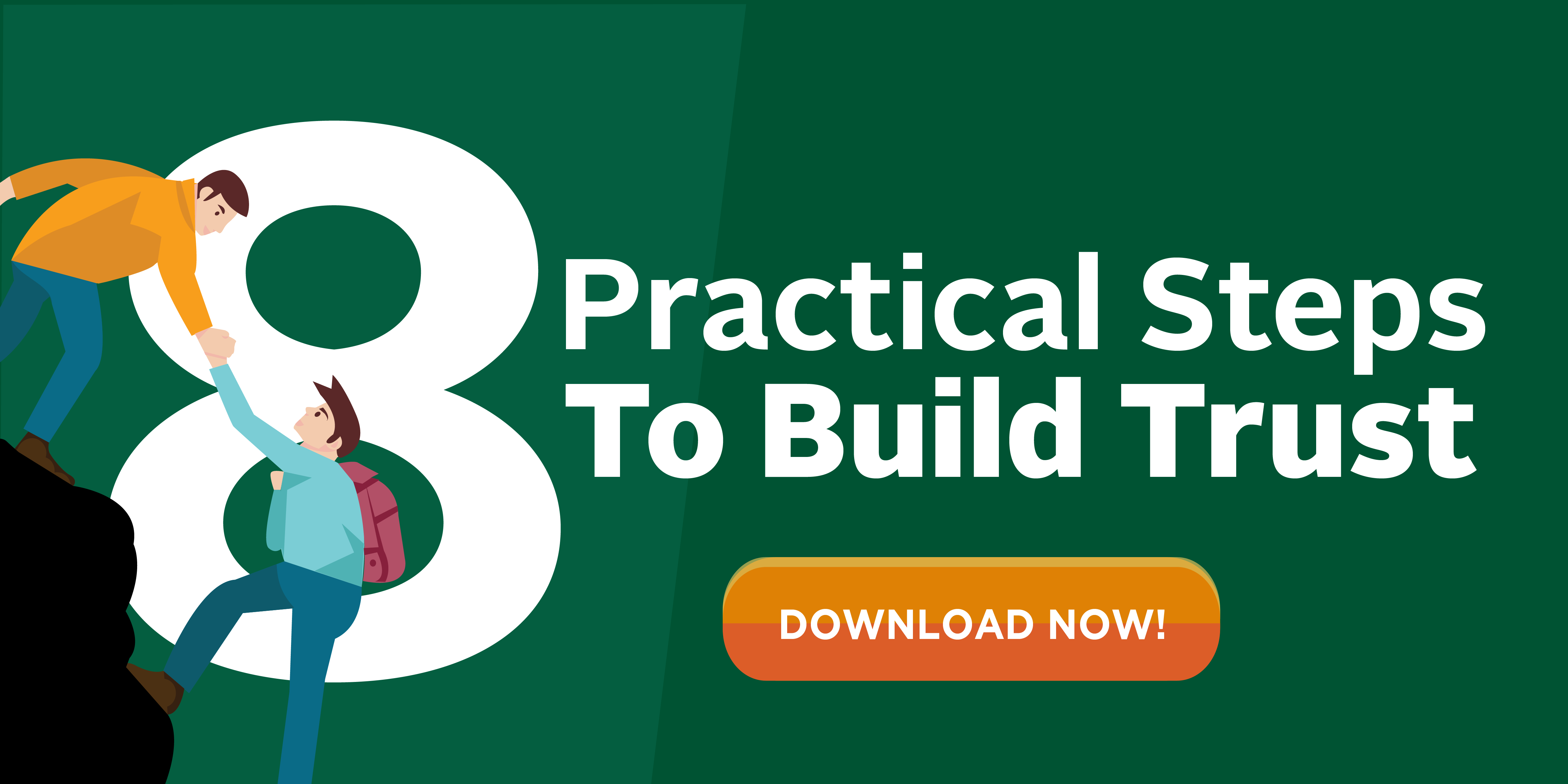8 Practical Steps to Build Trust