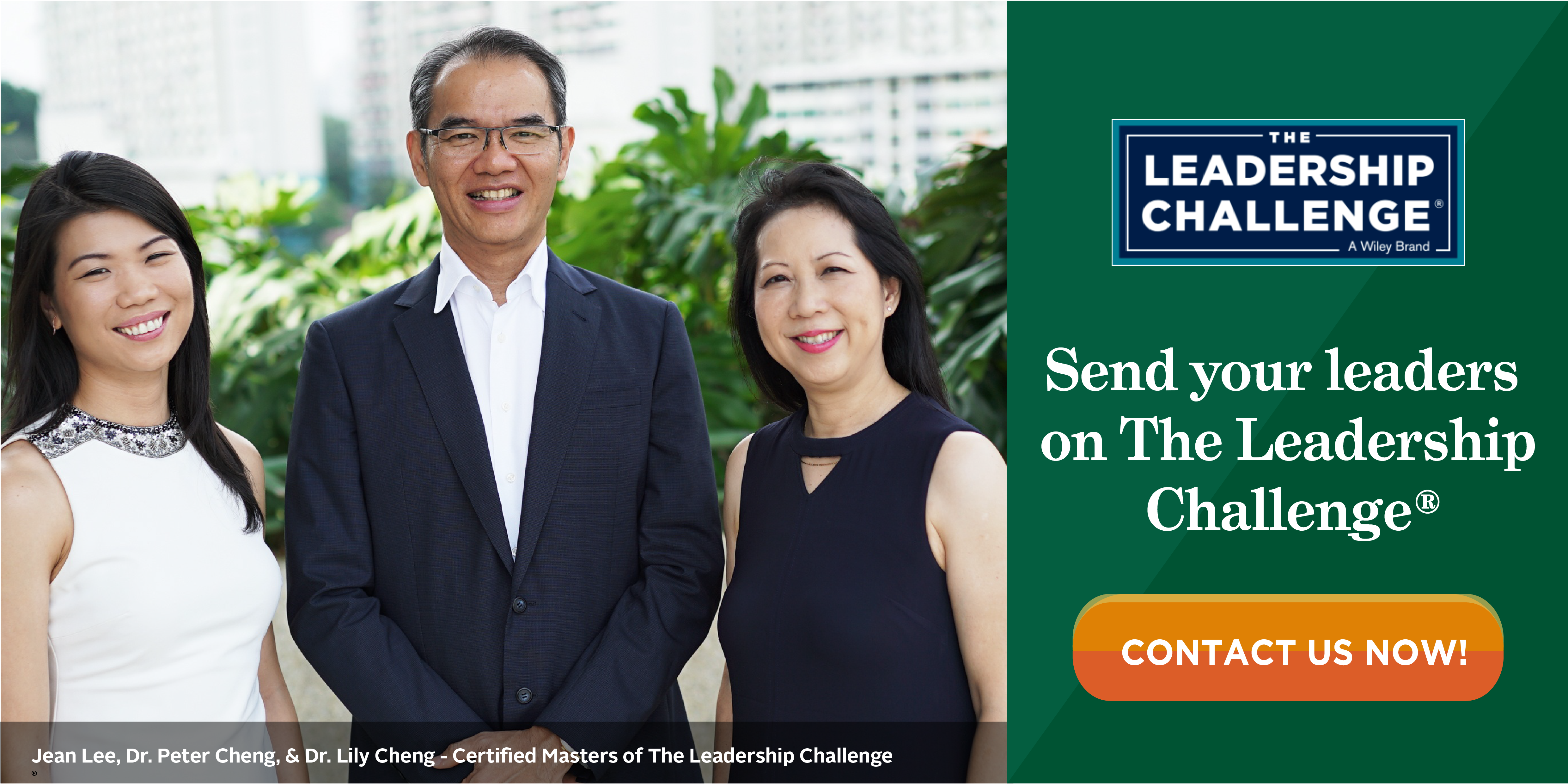 The Leadership Challenge Asia