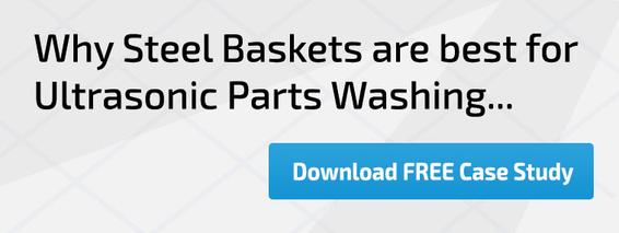 Marlin Steel Ultrasonic parts washing case study