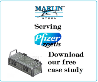 Marlin Steel Case Study: Baskets for Pfizer/Zoetis
