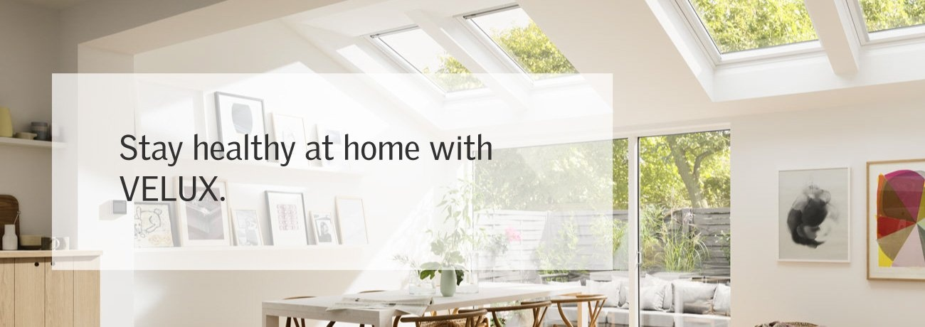 Velux potential in extension project