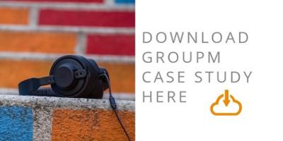 GroupM  and RADTracker case study