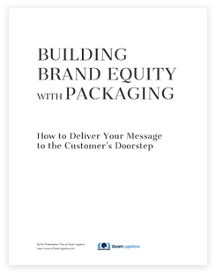 Click here to download the Building Brand Equity with Packaging eBook