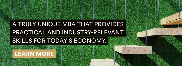 A truely unique MBA that provides practical and industry-relevant skills.
