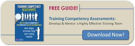 Training Competency Assessments Guide