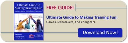 Ultimate Guide to Making Training Fun