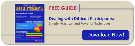 Dealing with Difficult Participants