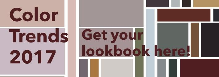 Color Trends 2017 LookBook