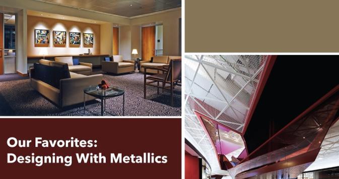 Get Your Metallics LookBook