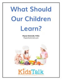 What Should Our Children Learn?