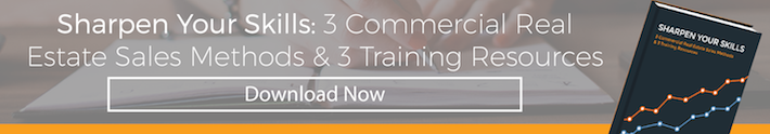 Sharpen Your Skills: 3 CRE Sales Methods and Training Resources