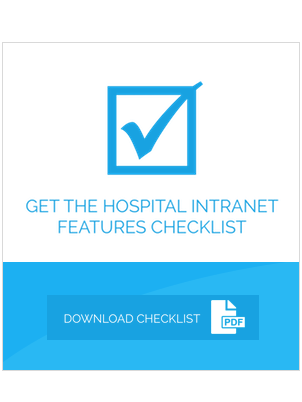 Hospital Intranet Features Checklist