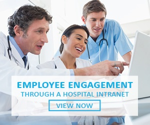 Employee Engagement Hospital Intranet
