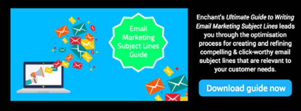 Download guide to writing email marketing subject lines