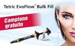 Campione gratuito Tetric EvoFlow Bulk Fill